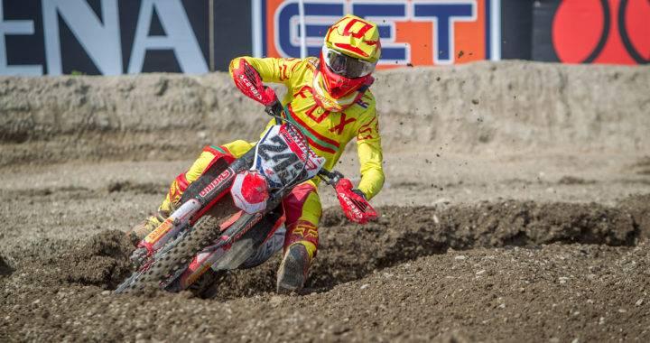 FOX Racing HRC Tim Gajser