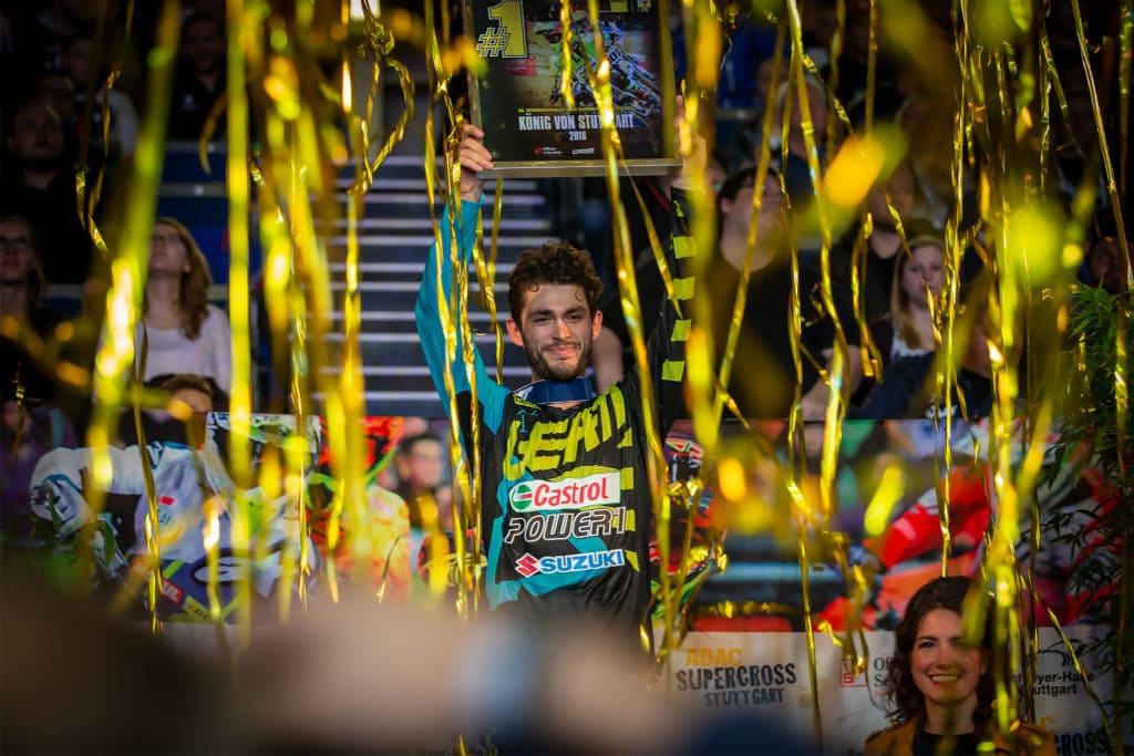 Cole Martinez - Supercross Stuttgart