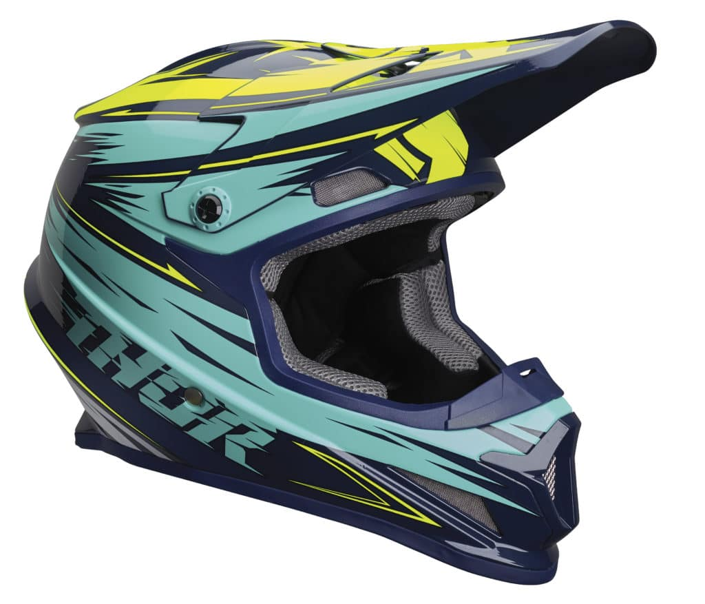 Thor Sector Wrap - Navy/Teal