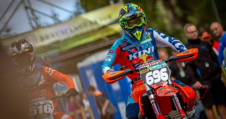 Winner 125ccm Italienische Motocross Meisterschaft Mantova - Mike Gwerder / Foto: Ralph Marzahn Photography