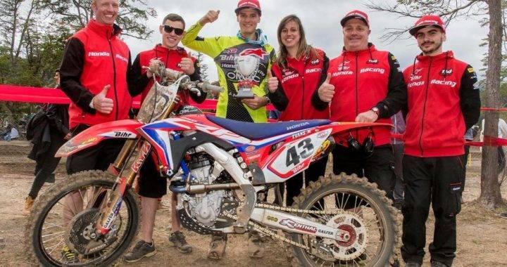 Honda 114 Motorsports Team - Mitch Evans / Foto: Bavo Swijgers