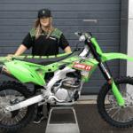 Courtney Duncan wechselt 2019 auf Kawasaki