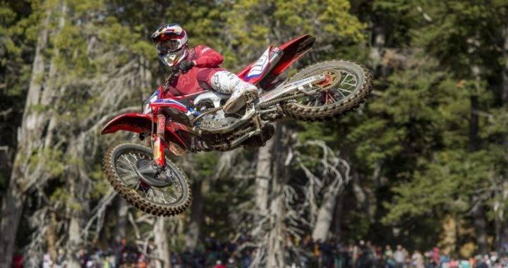 Calvin Vlaanderen HRC, MXGP Argentinien / Foto: HRC