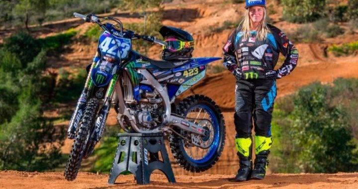 Larissa Papenmeier / Foto: Yamaha Racing