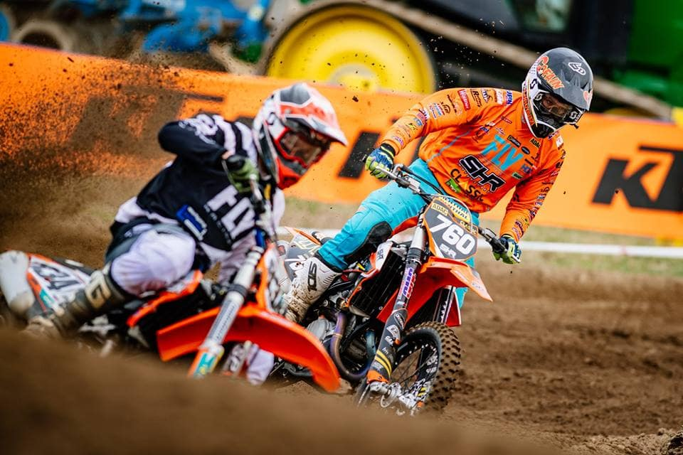 Pascal Rauchenecker - SHR Motorsports / Foto: Steve Bauerschmidt