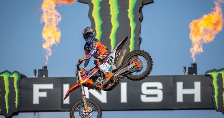 Jorge Prado - Overall Winner MX2 MXGP Valkenswaard / Foto: Ralph Marzahn Photography