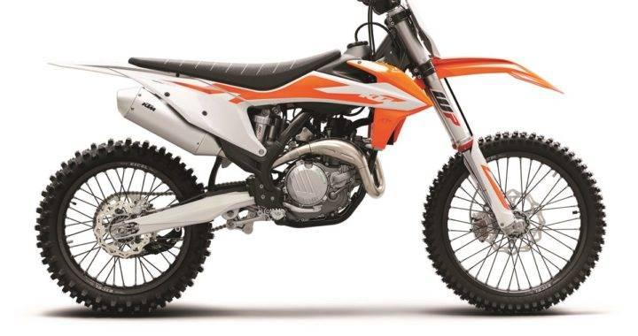 KTM 450 SX-F MY2020 / Foto: KTM