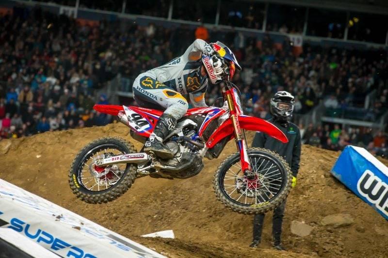 Ken Roczen - AMA Supercross Denver / Foto: HRC