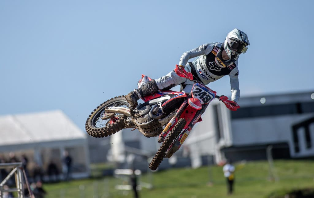 Tim Gajser - Team HRC