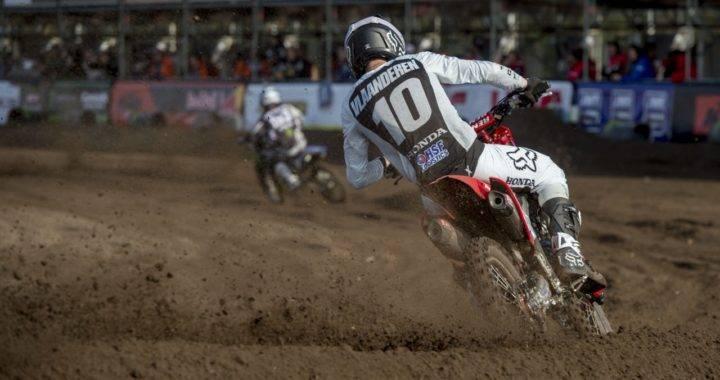 Calvin Vlaanderen - Team HRC