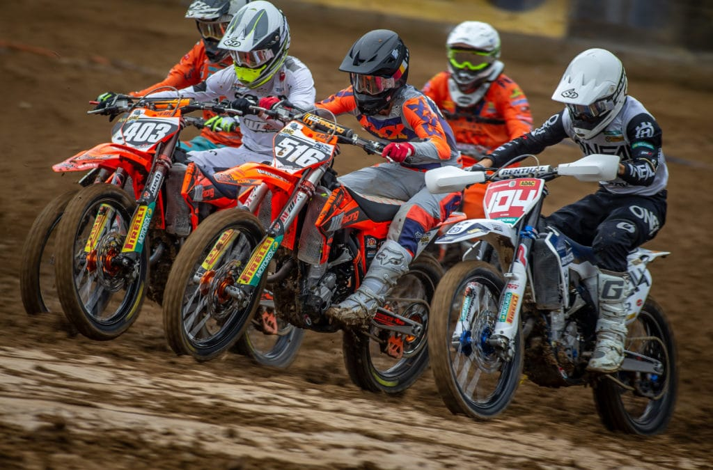 WZ Racing im Holeshot Fight
