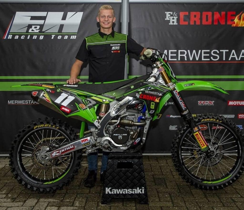 Mikkel Haarup - F&H Kawasaki Racing