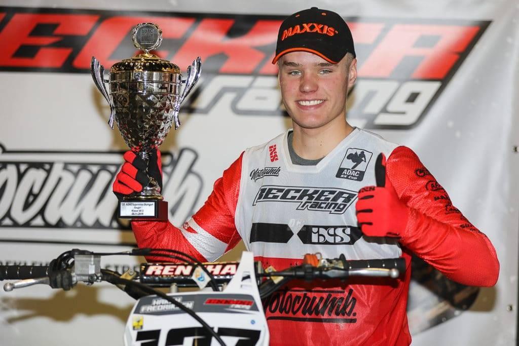 Hakon Fredriksen - Becker Racing