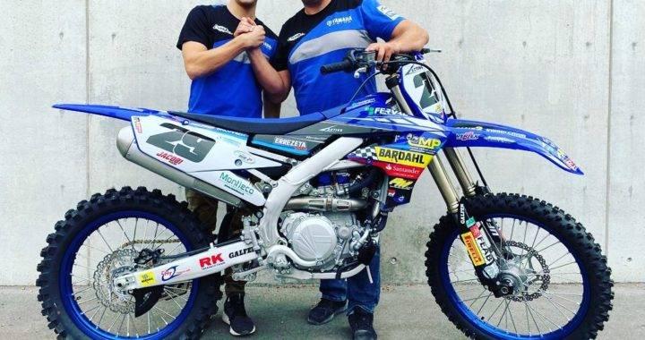 Henry Jacobi - SM Action Yamaha