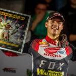 Breece und Haberland holen die Titel beim Supercross Stuttgart