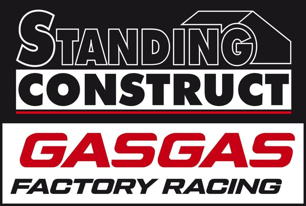 Standing Construct GasGas Factory Racing