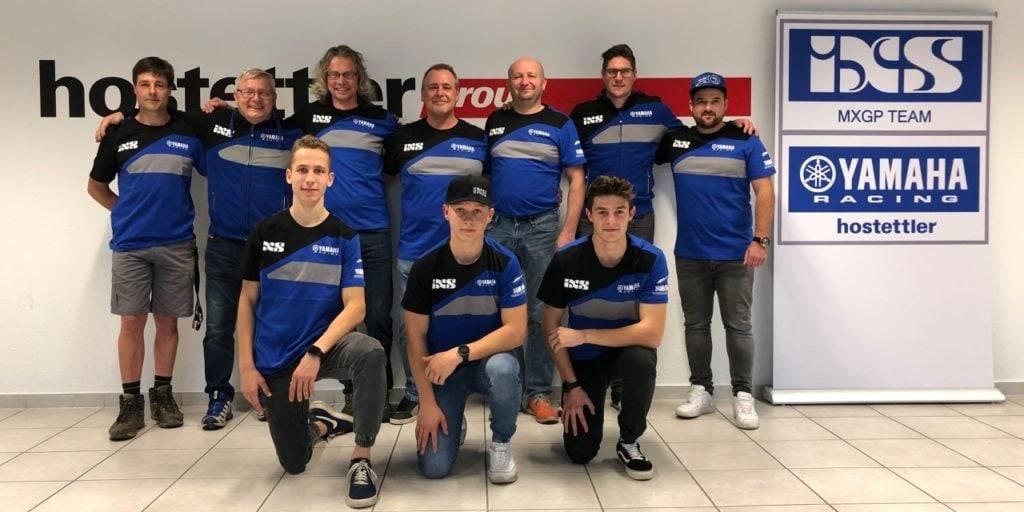 iXS MXGP Team 2020