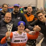 Supercross Genf: Podium für Håkon Fredriksen vom Becker Racing Team