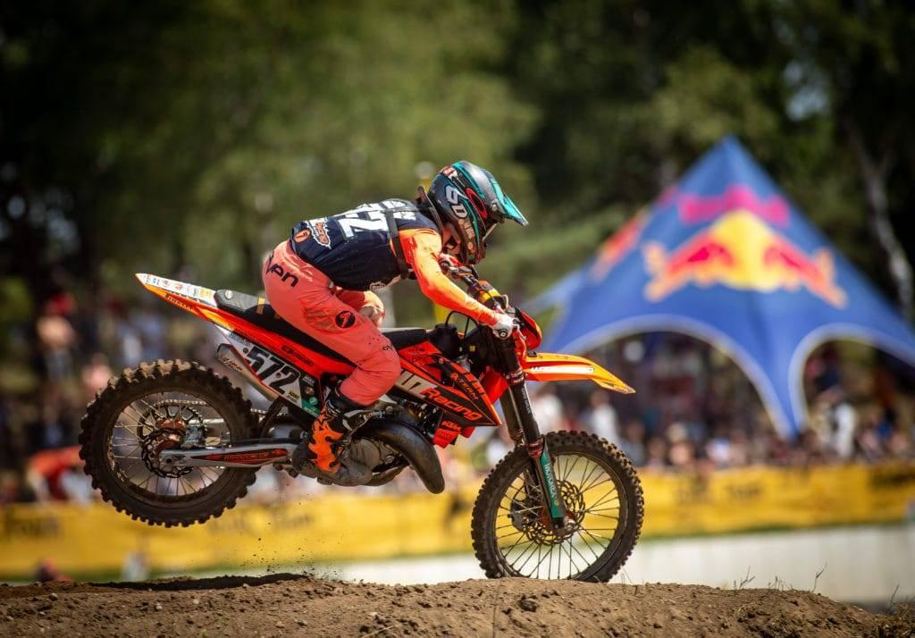 Rasmus Pedersen - WZ Racing