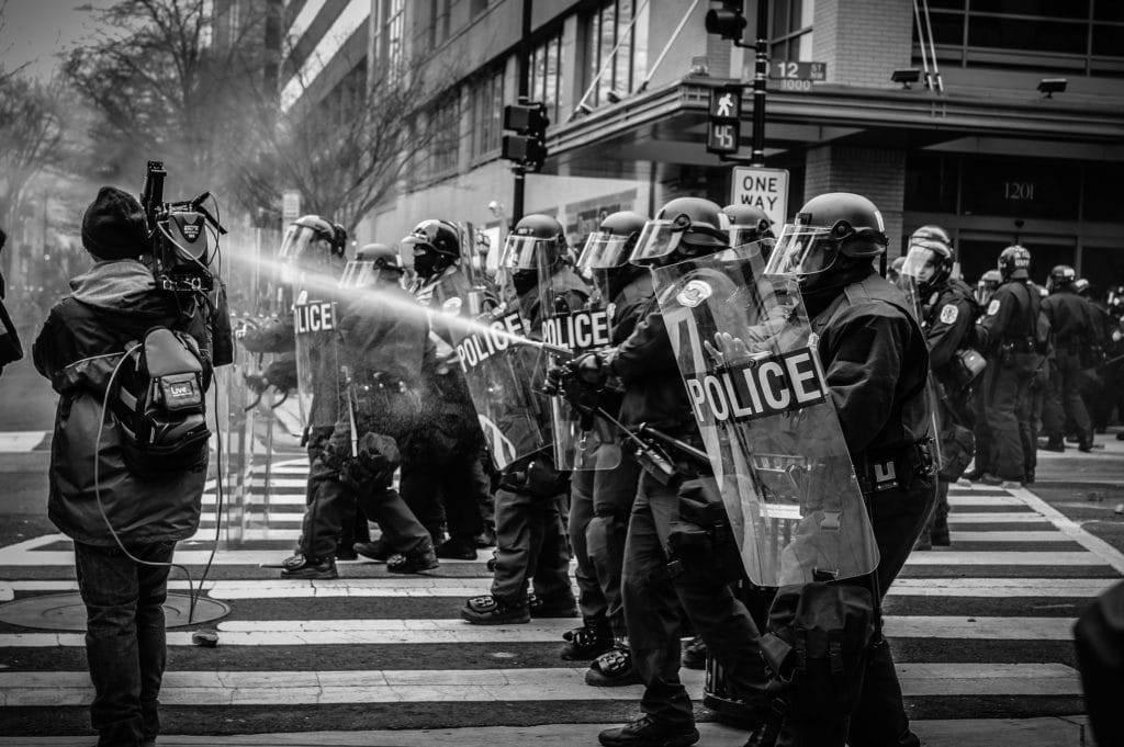 Unruhen In Den Usa