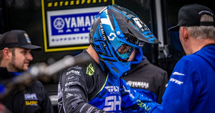 Mike Stender - SHR Motorsports