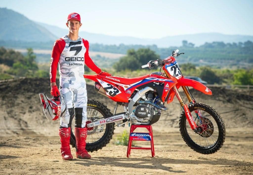 Chase Sexton - HRC