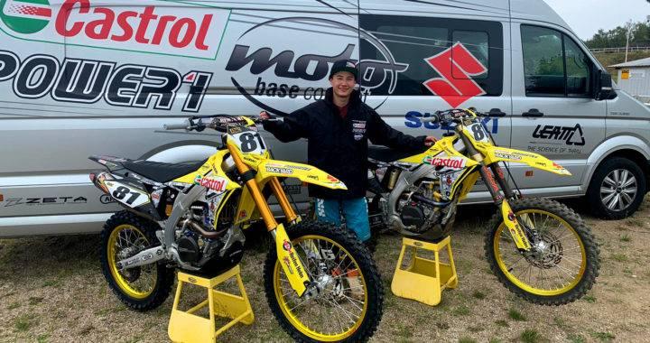 Brian Hsu - Castrol Power1 Moto Base