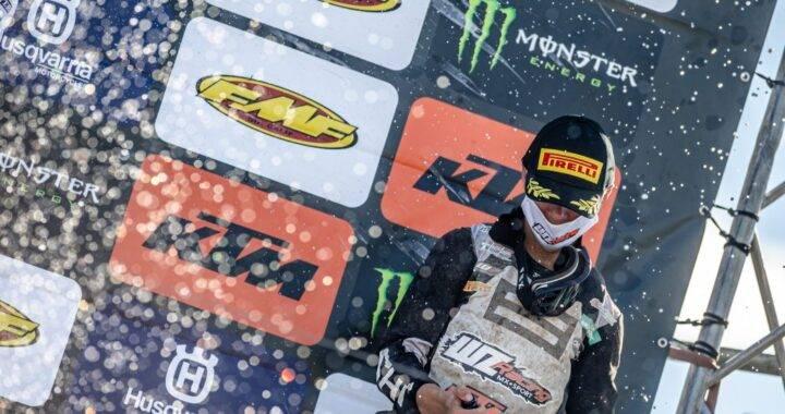 Max Palsson - 3. Platz beim MXGP of Europe