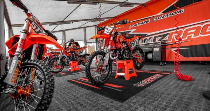 WZ Racing Rider Lineup 2021
