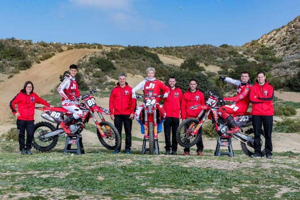 SM Action GasGas Racing Team 2021