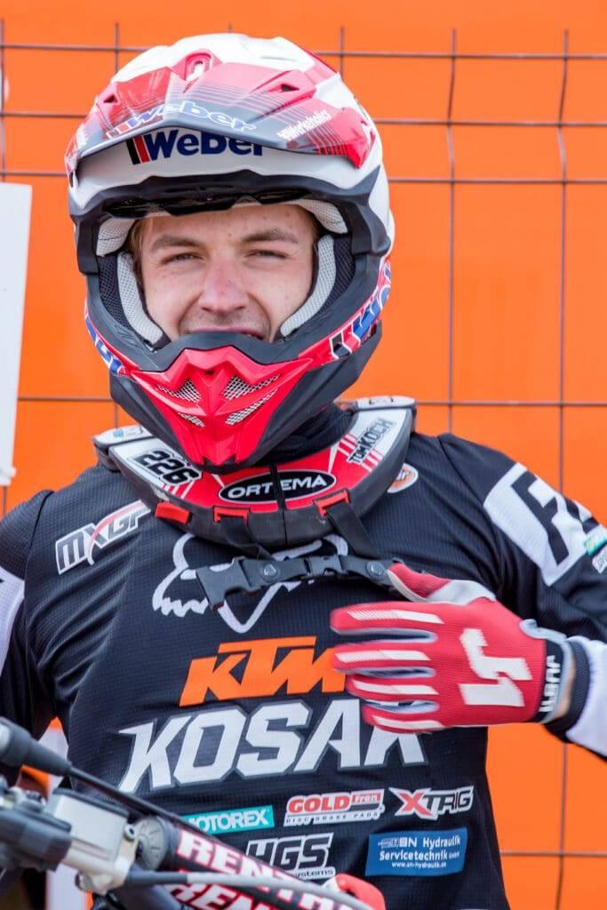 Tom Koch - Kosak KTM