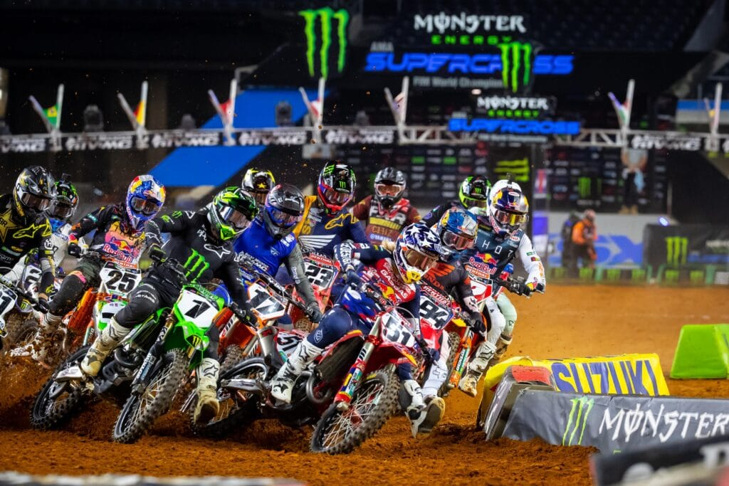 AMA Supercross - Arlington 3