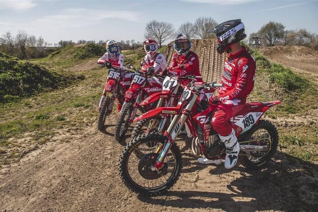 GasGas Factory Racing Team 2021