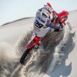 Henry Jacobi: Erster Renneinsatz auf der JM Racing Honda