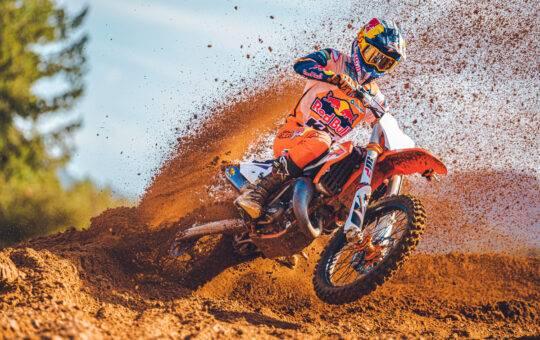 Tom Vialle - KTM 125 SX 2022