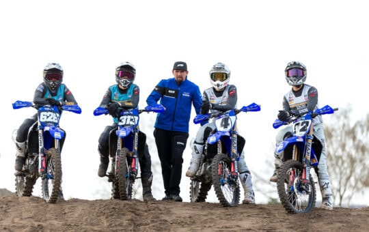 Hostettler Yamaha Racing Team 2021