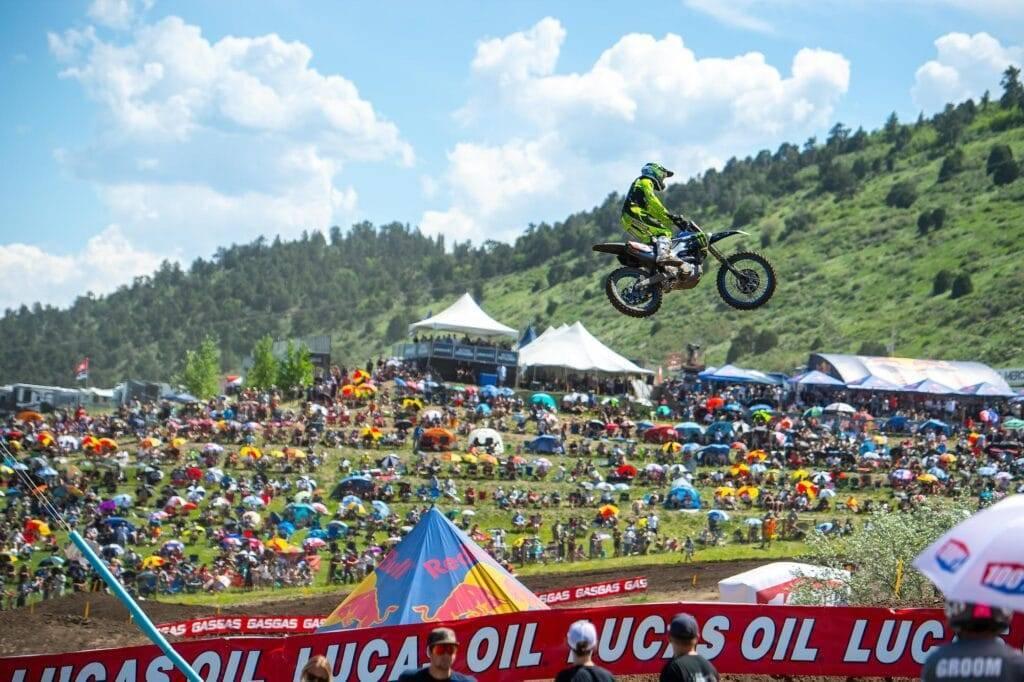 Dylan Ferrandis Zweiter im Thunder Valley