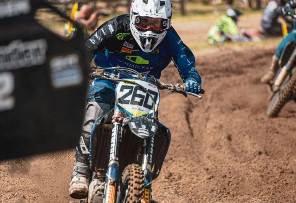 Nico Koch - SHR Motorsports