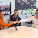 Vialle unterschreibt für weitere vier Jahre bei Red Bull KTM